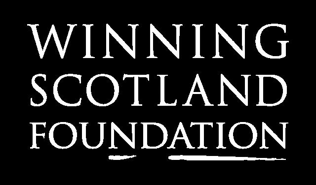 WSF Logo Reverse PMS White